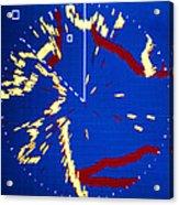 Boat's Radar Screen Acrylic Print