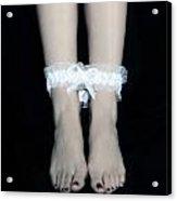 Bonded Legs Acrylic Print