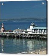 Bournemouth Pier Acrylic Print