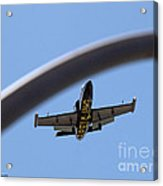 Breitling In The Air 10 Acrylic Print