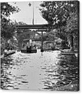 Bricktown Canal Acrylic Print