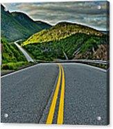 Cabot Trail Acrylic Print