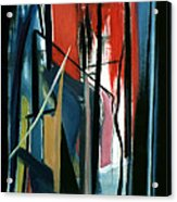 Camille Claudel Acrylic Print