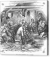 Camp Meeting, 1852 Acrylic Print