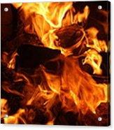 Campfire 2 Acrylic Print