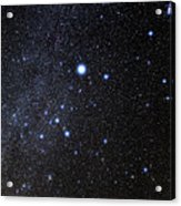 Canis Major Constellation Acrylic Print