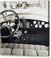 Car Radio, C1940 Acrylic Print