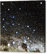Centaurus And Crux Constellations Acrylic Print
