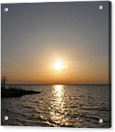 Chesapeake Bay Sunset Acrylic Print