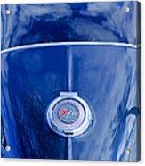 Chevrolet Corvette Emblem Acrylic Print