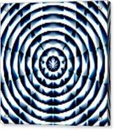 Circle Flower Acrylic Print