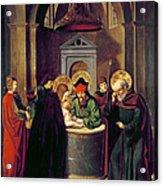 Circumcision Of Christ Acrylic Print