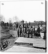 Civil War: Bull Run, 1862 Acrylic Print