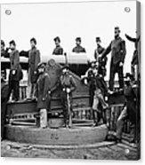 Civil War: Officers, 1865 Acrylic Print