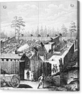 Civil War: Prison, 1864 Acrylic Print