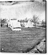Civil War: Union Camp, 1863 Acrylic Print