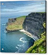 Cliff Of Moher 31 Acrylic Print