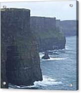 Clifts Of Moher Acrylic Print