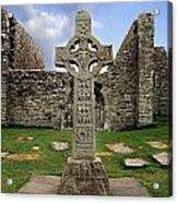 Clonmacnoise, Co. Offaly, Ireland Acrylic Print