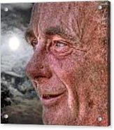 Close-up Profile Robert John K. Acrylic Print