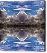 Cloud's Illusions Acrylic Print