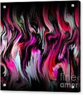 Color Expression Acrylic Print