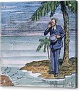 Coolidge: Nicaragua, 1928 Acrylic Print