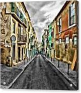 Cores De Lisboa - Lisbon Colors Acrylic Print