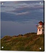 Covehead Lighthouse, Prince Edward Acrylic Print