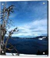 Crater Lake Acrylic Print
