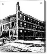 Cyclone Damage, 1896 Acrylic Print by Science Source