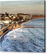 Dawlish Sea Wall Acrylic Print