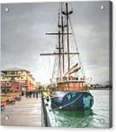 Days Of Old Acrylic Print