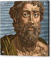 Demosthenes, Ancient Greek Orator Acrylic Print