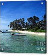 Derawan Island Acrylic Print