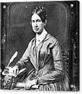 Dorothea Dix (1802-1887) Acrylic Print
