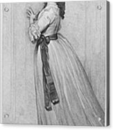 Dorothy Bland Jordan Acrylic Print by Granger