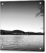 Dryden Lake New York Acrylic Print