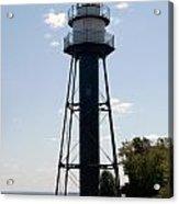 Duluth Mn Lighthouse Acrylic Print