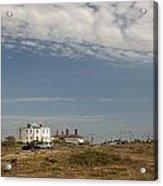 Dungeness Landscape Acrylic Print