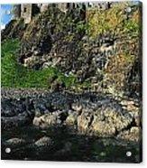 Dunluce Castle, Co Antrim, Ireland Acrylic Print