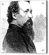 Eastman Johnson (1824-1906) Acrylic Print