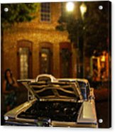 Edsel On Display Acrylic Print