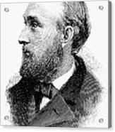 Edward Charles Pickering Acrylic Print