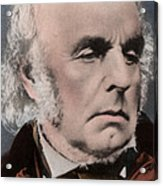 Edward Fitzgerald Acrylic Print by Science Source