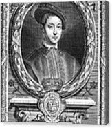 Edward Vi (1537-1553) Acrylic Print