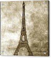 Eiffel Tower. Paris Acrylic Print