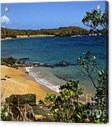 El Convento Beach Acrylic Print