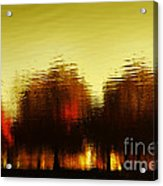Eleven Shades Of Red Acrylic Print