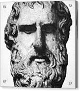 Euripides Acrylic Print